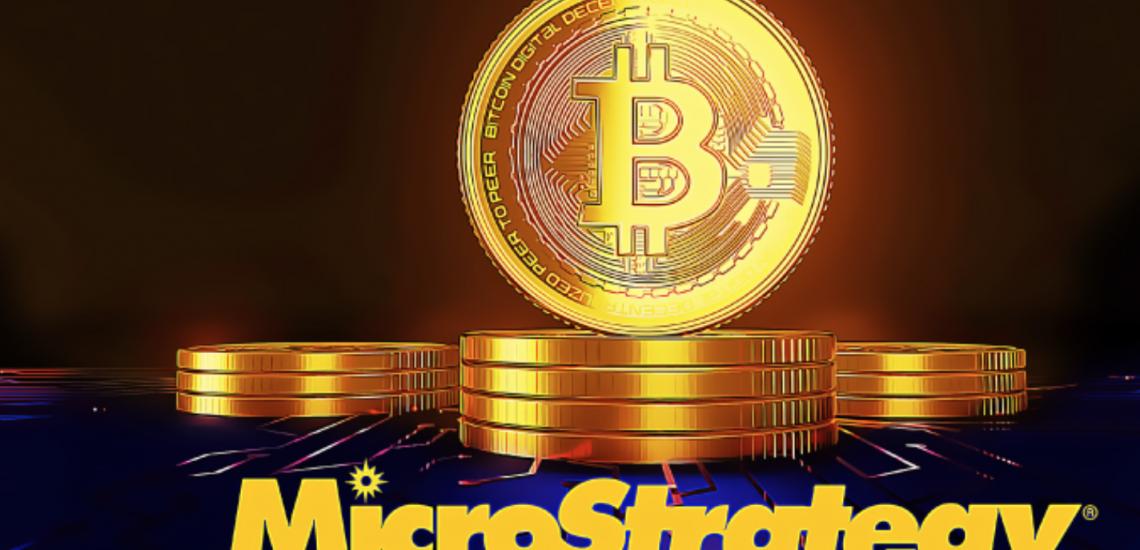 Bitcoin MicroStrategy $3 billion