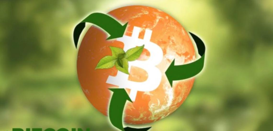 Bitcoin milieu impact