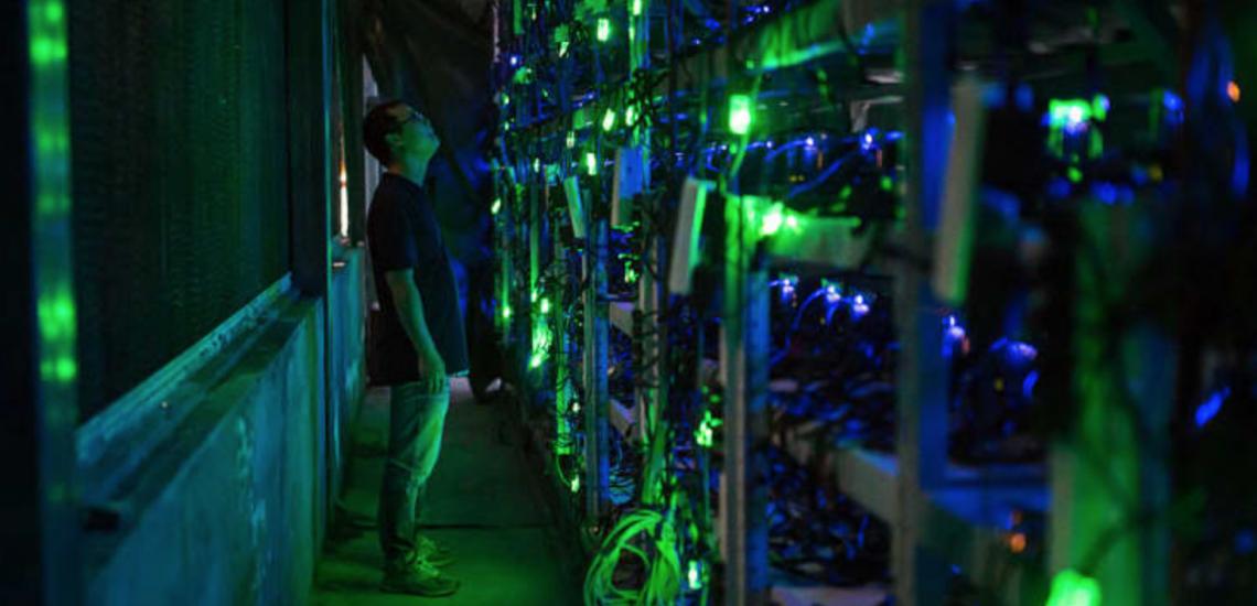 Bitcoin mining makkelijker