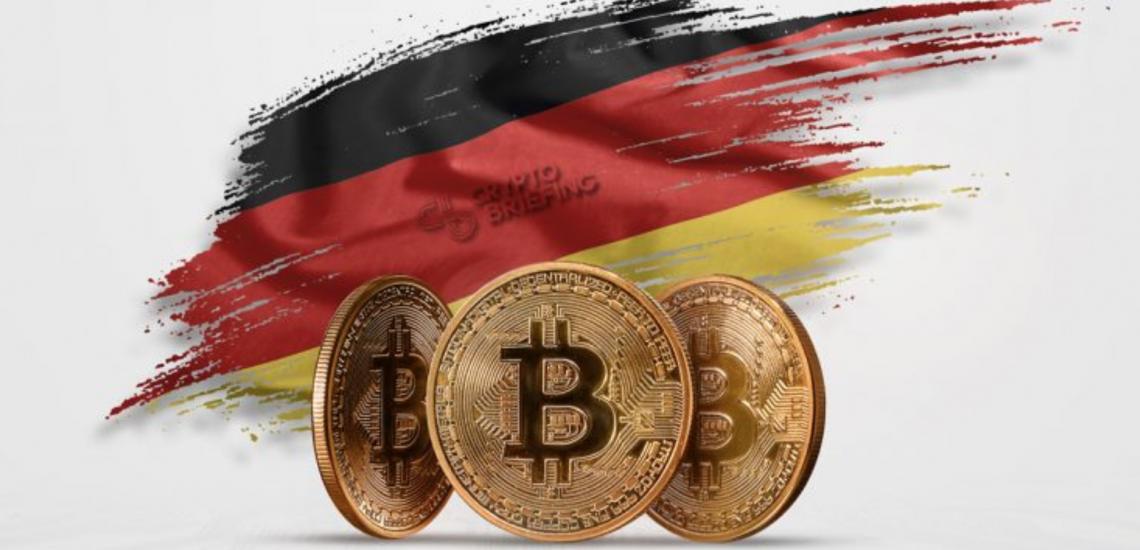 Bitcoin node Duitsland