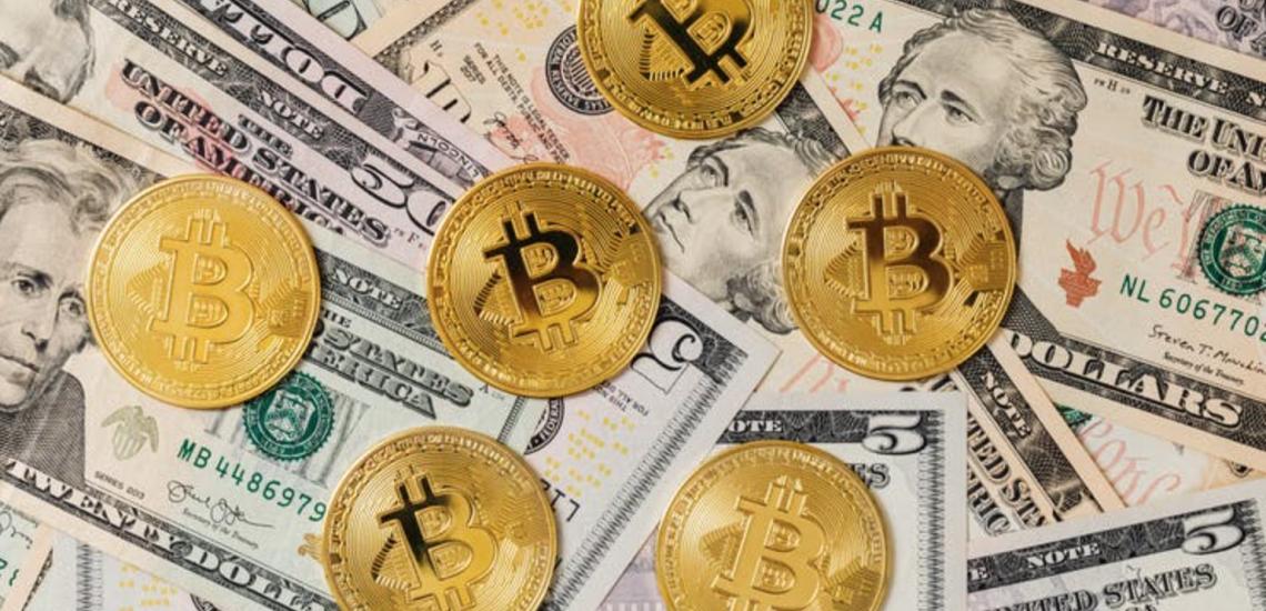 Crypto handelsvolume daalt 56%