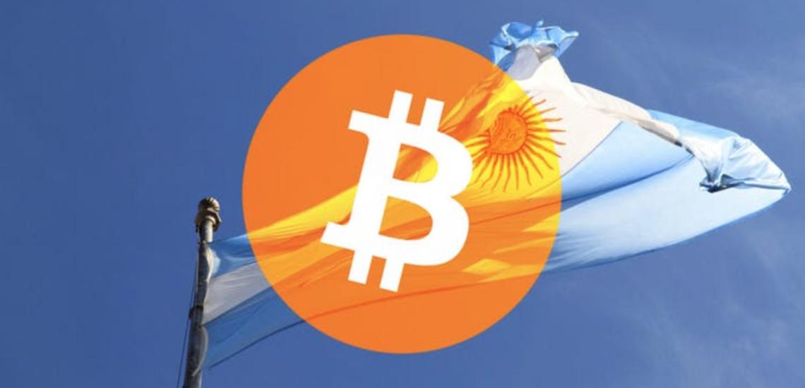 Salaris in Bitcoin Argentinië.