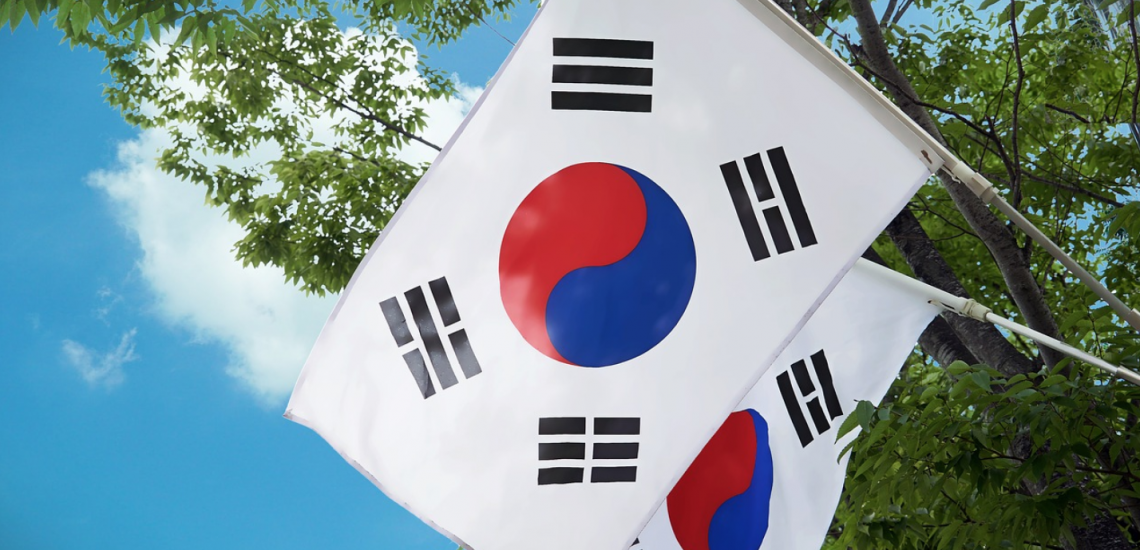 Zuid Korea crypto beurzen