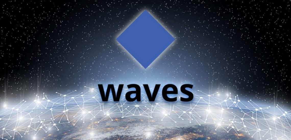 Wat is Waves crypto coin?