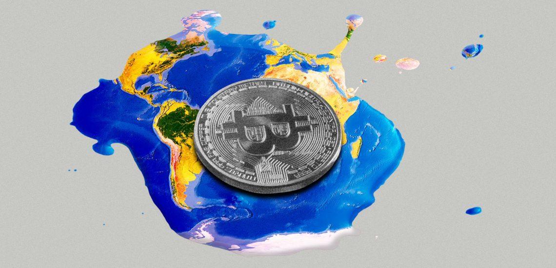 Bitcoin en het klimaat